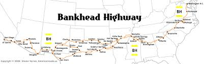 Douglas Arizona Map by Bankhead Highway At Americanroads Us