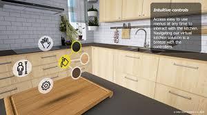 ikea cuisine en 3d réalité virtuelle tester les cuisines ikea en 3d avec casque vr