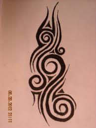 28 swirl tribal tattoos tribal swirls tattoos tribal