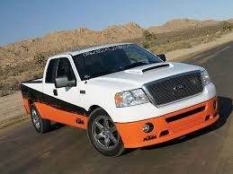 ford saleen truck 2007 saleen and roush ford f150 supercharged sport trucks