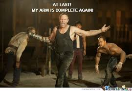 Daryl Walking Dead Meme - sweeny todd daryl dixon by ispy meme center