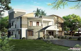modern style home plans kerala home designs and plans 685 sq ft single floor modern style