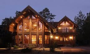 log cabin homes exterior interior furniture and decor ideas