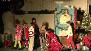 how the grinch found children s play 2016