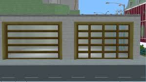 mod the sims ap patio garage door modern