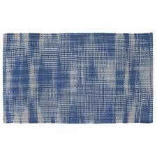 How To Dye An Area Rug Blue Tie Dye Rug Wayfair