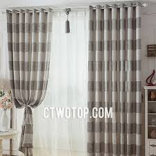best curtains alluring gray and brown curtains and best 25 dark grey curtains