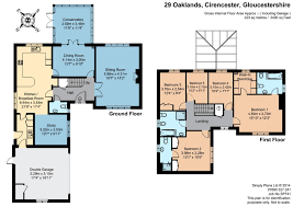5 bedroom detached house for sale in oaklands cirencester