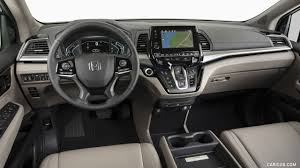 Interior Of Honda Odyssey 2018 Honda Odyssey Elite Interior Cockpit Hd Wallpaper 117