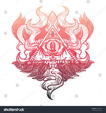 tshirt design tattoo art pins badges stock vector 604186445