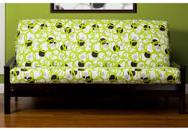 beautiful pattern futon furniture beautiful pattern futon slipcover decor with