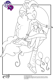 pony equestria girls coloring pages free printable