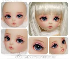 167 painting dolls images doll repaint