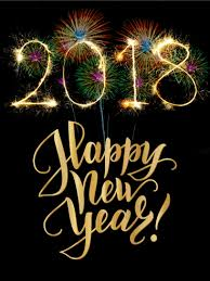 new years cards card with happy new year 2018 the best collection of quotes