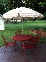 Repainting Wrought Iron Furniture by Painting Wrought Iron Patio Furniture Home Design Ideas