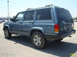 gunmetal jeep cherokee 1999 gunmetal pearl jeep cherokee sport 31331703 photo 3
