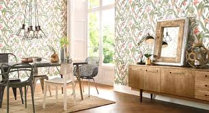 dining room wallpaper ideas dining room wallpaper feature wall ideas beautiful for birdcages