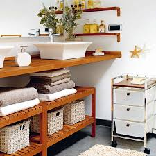 how to store towels in the bathroom very functional ideas part