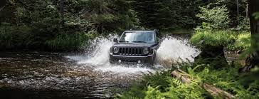 2017 jeep patriot trail rated capability features