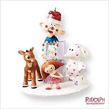 rudolph the nosed reindeer island of misfit toys