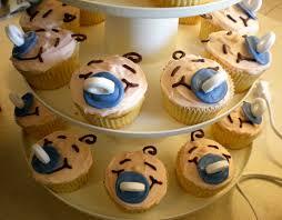 interior design baby themed cupcake decorations decorating idea
