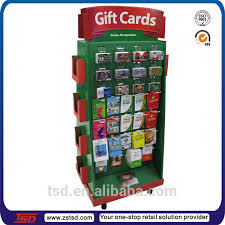 wholesale gift cards tsd w835 custom rotating greeting card wholesale display racks gift