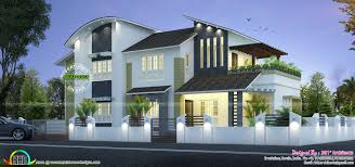Modern Home Plans by New Modern House 35 Lakhs Kerala Home Design And Floor Plans Home