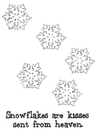 christmas coloring pages snowflakes learntoride