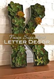 Home Decor Initials Letters 197 Best Projects Decorative Letters Images On Pinterest