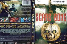 the horrors of halloween scare zone 2009 posters trailer