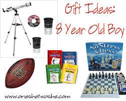 gift ideas 8 year boy or so she says