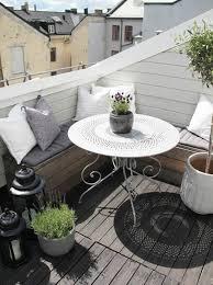 balkon tische balkontische design rund weiß stilvoll balcony balkón