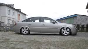 opel vectra 2004 opel vectra gts 3 2 air suspension youtube