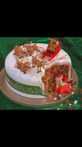 Christmas Cake Decorations Funny by 298 Best Decorated Cake Images On Pinterest Christmas Cakes
