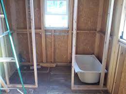 tiny house bathtub schmidts on mission