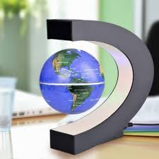 drop shipping home decor aliexpress com buy electronic magnetic levitation floating globe