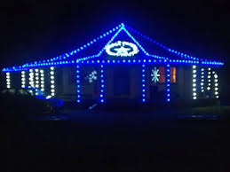 beautiful ideas blue and white led lights we hang in