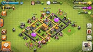 coc village layout level 5 the best clash of clans layouts for farming and defense th4 th6