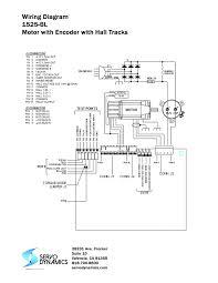 servo drive motor wiring diagram john deere gator within