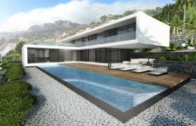 Modern Villas by Modern Villa In Altea By Ng Architects Modern Villa Design