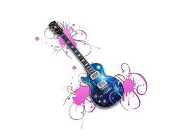 girly guitar wallpaper pictures of rock guitars collection 63