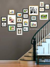 Decorating Staircase Wall Ideas Decorating Stair Walls Best 25 Pictures On Stairs Ideas On