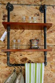 Pipe Shelves Kitchen by 34 Best Black Pipe Images On Pinterest Industrial Pipe