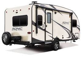 light weight travel trailers sonic lite sl169vrd travel trailer venture rv