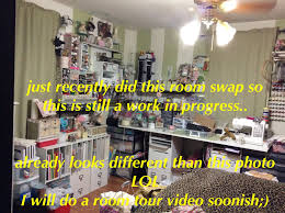 2015 small space craft room tour craftroom bedroom youtube