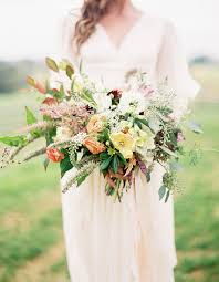 wedding flowers ideas wedding ideas how to create airy wedding bouquets modwedding