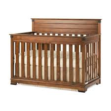 Best Convertible Baby Crib by Amazon Com 4 In 1 Convertible Crib In Coach Cherry Finish Baby