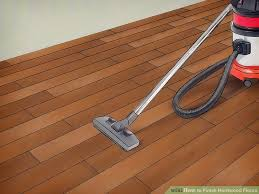 How Do You Polyurethane Hardwood Floors - how to finish hardwood floors with pictures wikihow