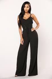 corset jumpsuit ya later boy corset jumpsuit black