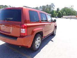 orange jeep patriot for sale used cars on buysellsearch
